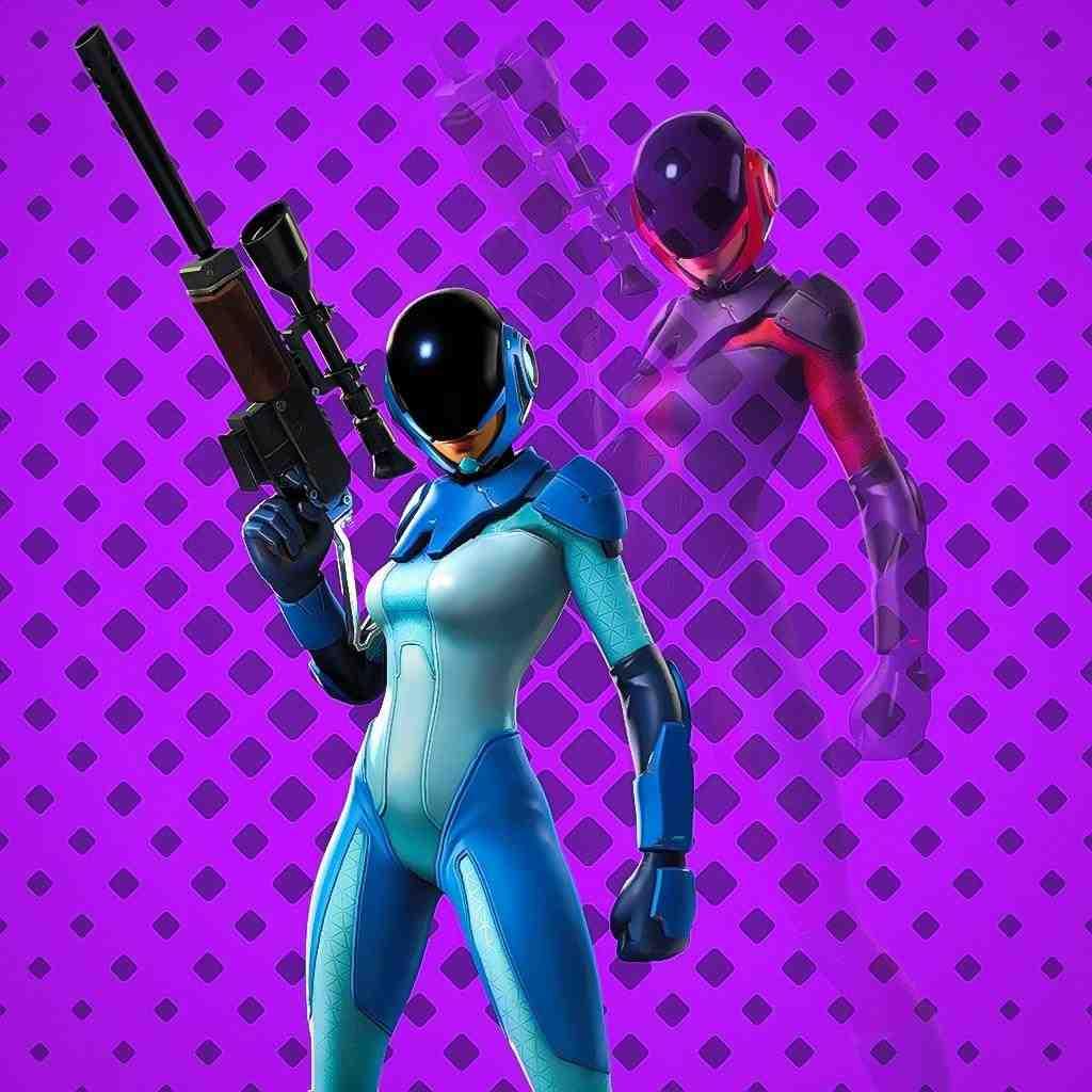 Astro Assassin Fortnite Skin