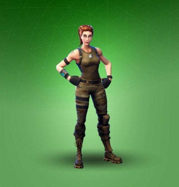 Tower Recon Specialist wallpapers