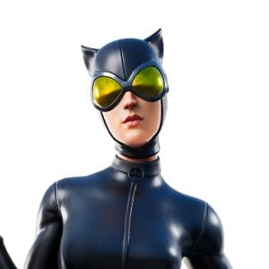 Catwoman Comic Book Outfit