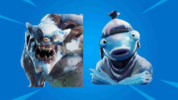 Frozen Fishstick wallpapers