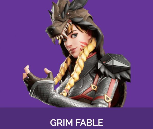 Grim Fable wallpapers