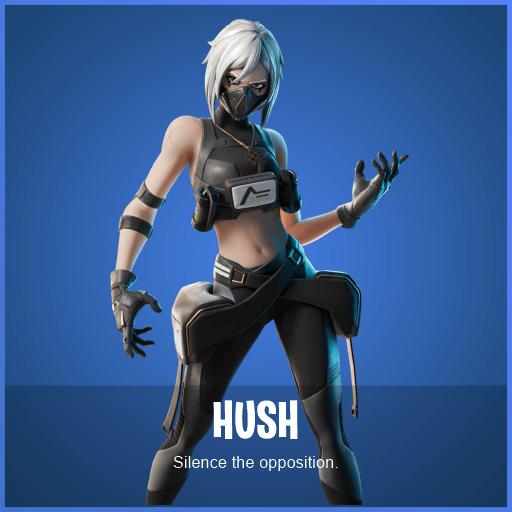 Hush wallpapers